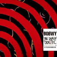 This Boowy Drastic [CD+DVD Limited Edition]