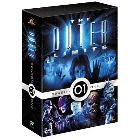The Outer Limits Season 1 DVD Box