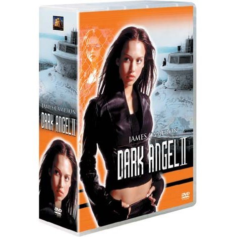 Dark Angel Season 2 DVD Box