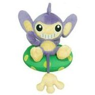Pocket Monster Diamond & Pearl Marine Style Plush Doll: Aipom
