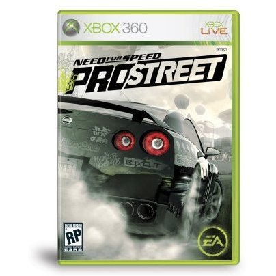 Need for Speed: Pro Street (Platinum Hits)