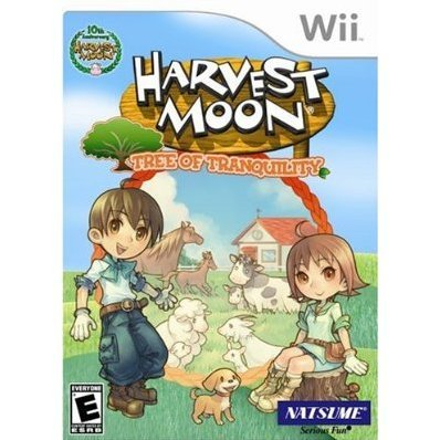 Harvest Moon: Tree of Tranquility