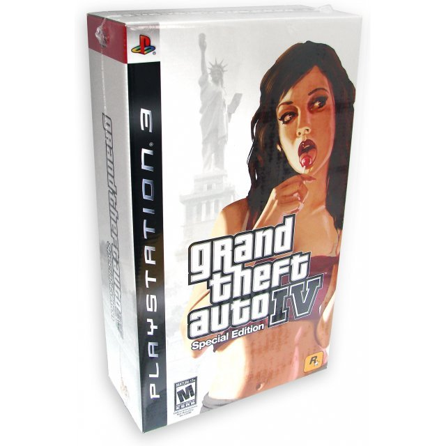 Grand Theft Auto IV (Special Edition)