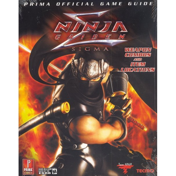 Ninja Gaiden Sigma: Prima Official Game Guide