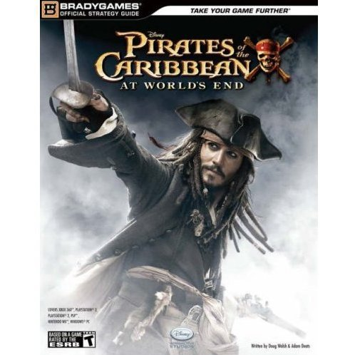Pirates of the Caribbean: At World's End Official Strategy Guide
