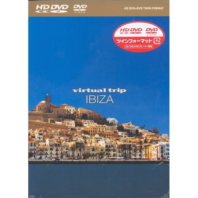 Virtual Trip Ibiza [HD DVD + DVD Twin Format]