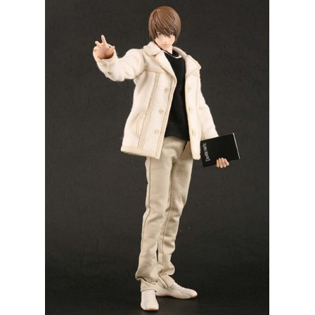 Real Action Heroes Death Note - Yagami 1/6 Scale Figure (Re-run)