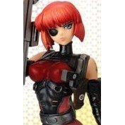 Interon Depot 4 Bullets: Space Pirates red version 1/8 Scale PVC Figure