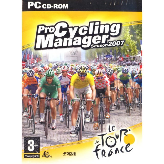 ProCycling Manager Season 2007 - Le Tour de France (DVD-ROM)