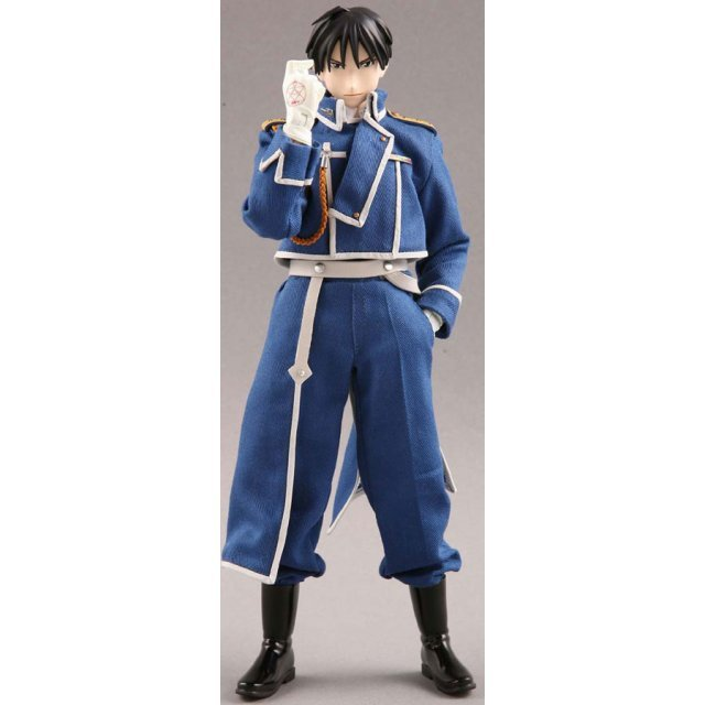 Real Action Heroes Full Metal Alchemist - Roy Mustang 1/6 Scale Figure