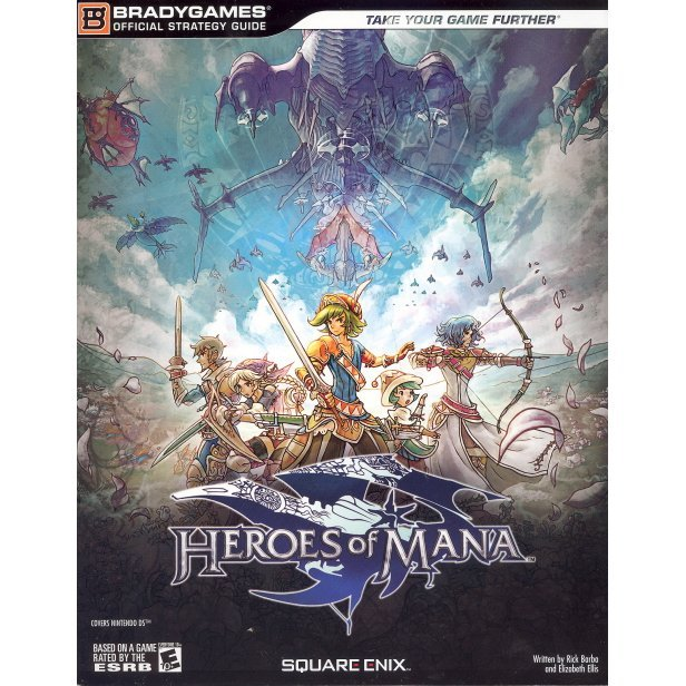 Heroes of Mana Official Strategy Guide