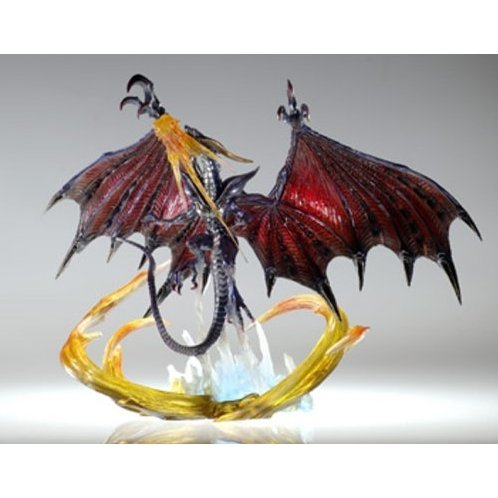 Final Fantasy Master Creatures: Bahamut (Non Scale Pre-Painted Action Figure)