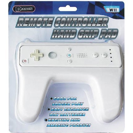 Remote Controller Hand Grip Pad