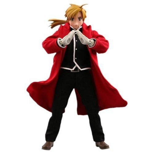 Real Action Heroes Full Metal Alchemist - Alphonse Elric 1/6 Scale Figure