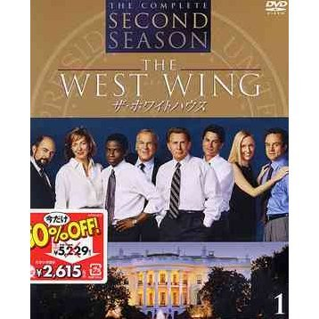 The West Wing - 2nd Season Set 1 [Limited Pressing]