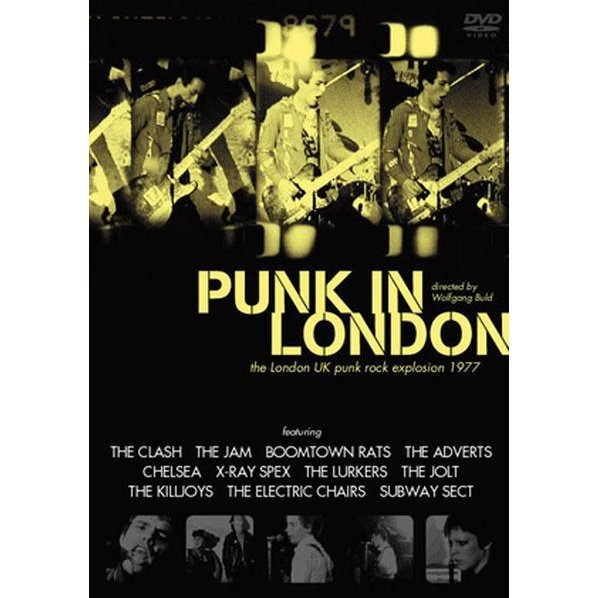Punk In London [Limited Low-priced Edition]