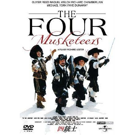 The For Musketeers [Limited Edition]