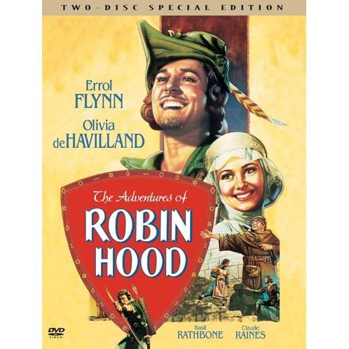 Adventures Of Robin Hood Special Edition [Limited Pressing]