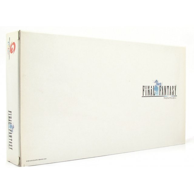 WonderSwan Color Console - Final Fantasy Bundle
