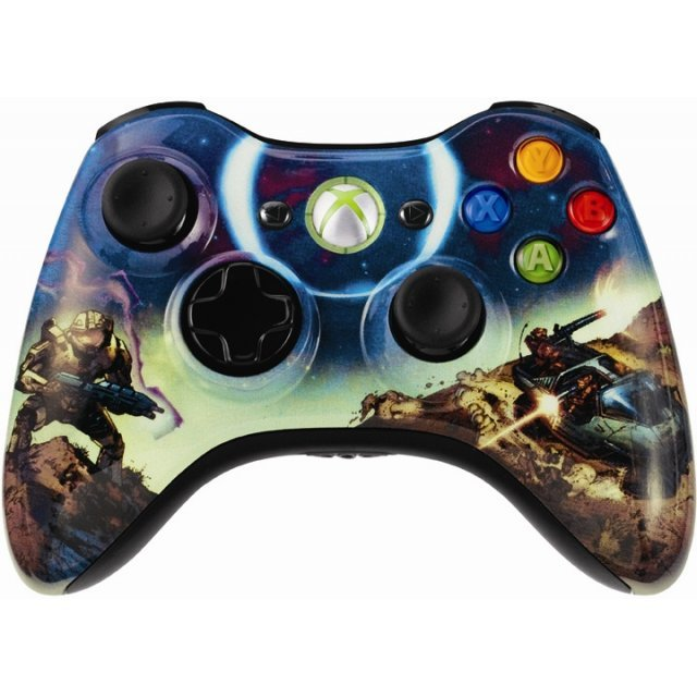 Xbox 360 Wireless Controller [Halo 3 Limited Edition]