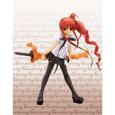 Shakugan no Shana 1/8 Scale Pre-painted PVC Figure - Shana (Ceremony Vers.)(Re-Run)
