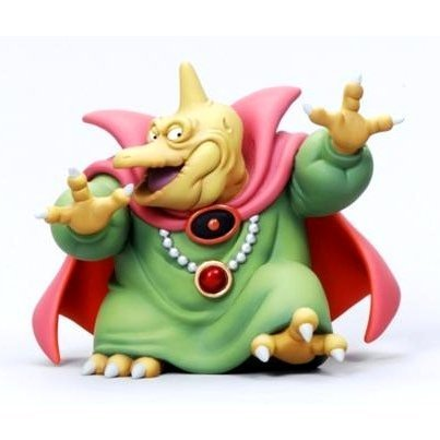 Dragon Quest Soft Vinyl Figure Vol.2: Baramos (No. 8)