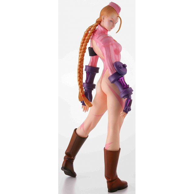 Street Fighter Zero 3 - Cammy: Pink Version 1/6 Scale PVC Figure