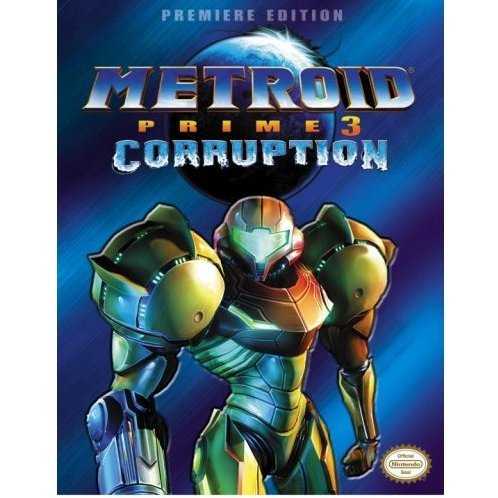 Metroid Prime 3: Corruption Prima Official Game Guide