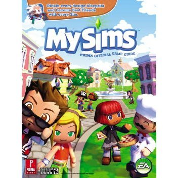 My Sims: Prima Official Game Guide