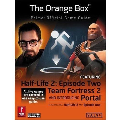 Half-Life 2: The Orange Box Prima Official Game Guide