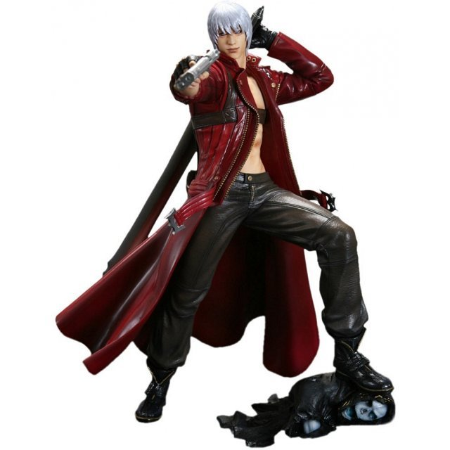 Devil May Cry 3 Non Scale ArtFx Statue: Dante (Re-run)
