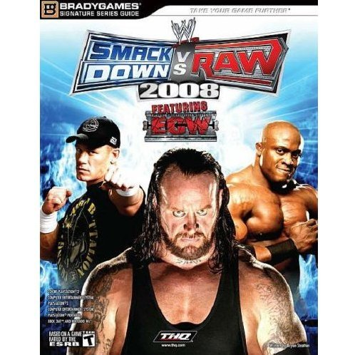 WWE SmackDown vs. Raw 2008 Signature Series Guide