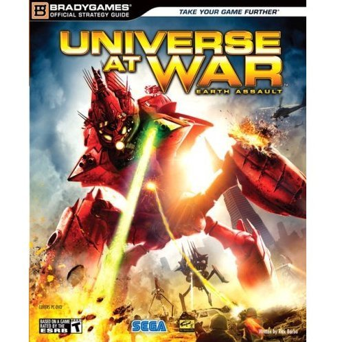 Universe at War: Earth Assault Official Strategy Guide