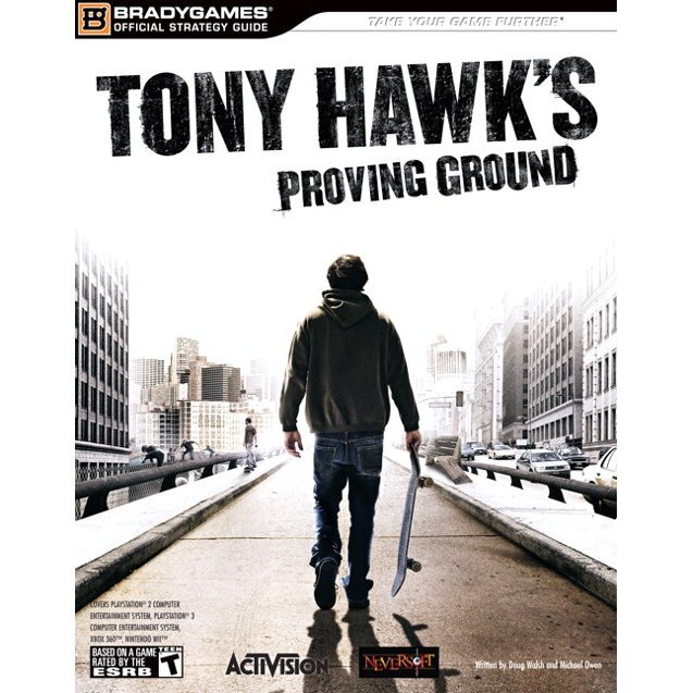 Tony Hawk's Proving Ground Official Strategy Guide