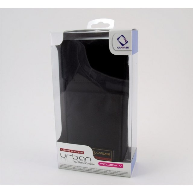 Life Style Protective Case - Urban Series: Pouch V (Black)