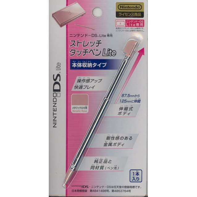 Stretch Touch Pen Lite - Metallic Rose