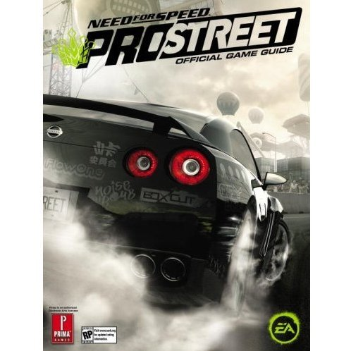 Need for Speed: Pro Street Prima Official Game Guide