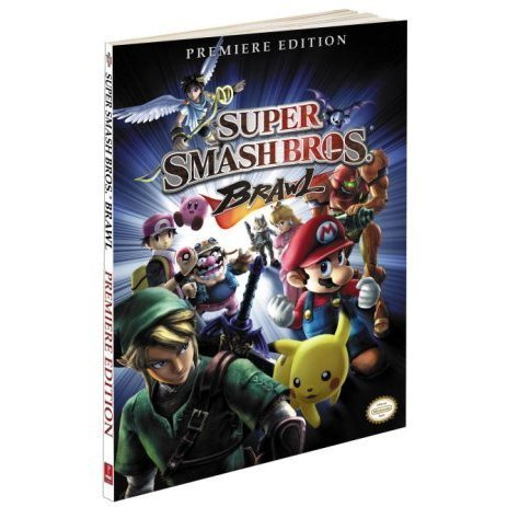 Super Smash Bros. Brawl Prima Official Game Guide