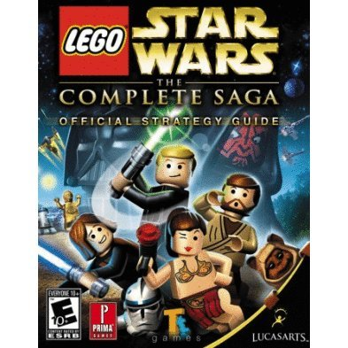 Lego Star Wars: The Complete Saga Prima Official Game Guide