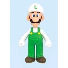 Nintendo Prize Collection Series Super Mario Characters Figure In Blister 2: Fire Luigi