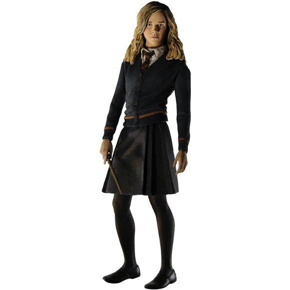 Harry Potter Order of the Phoenix: Hermione Granger 12inch Prepainted Sound Button Figure