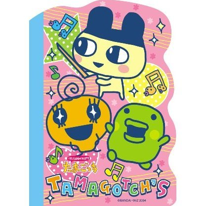 Tamagotchi Note Book