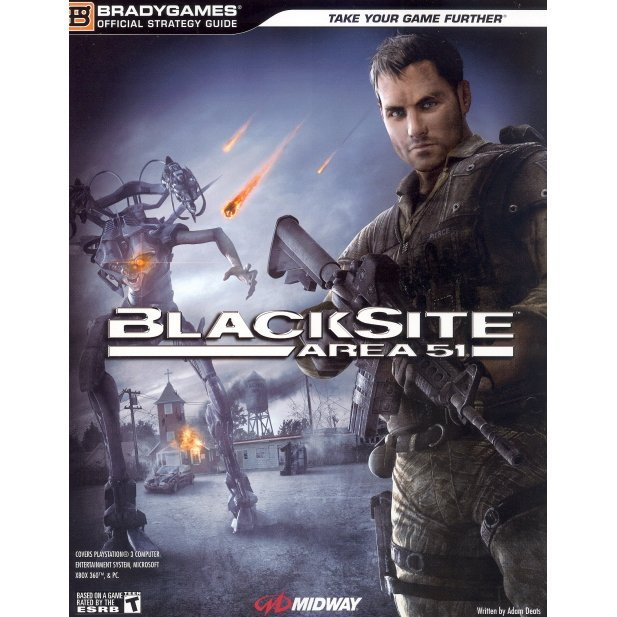 BlackSite: Area 51 Official Strategy Guide