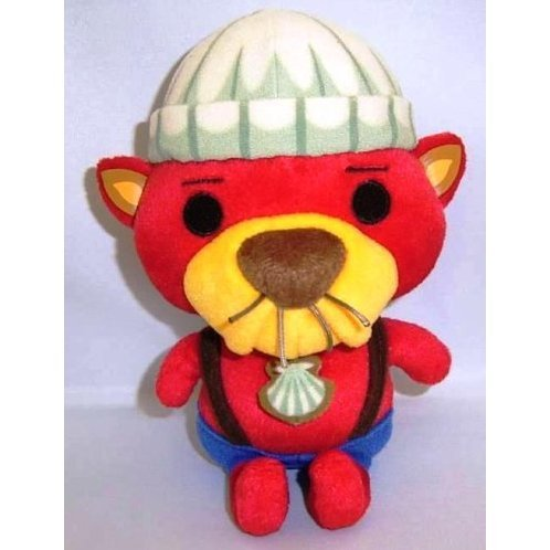 Animal Crossing Stuffed Plush Doll: Rakusuke