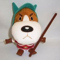 Animal Crossing Stuffed Plush Doll: Officer A (Copper)