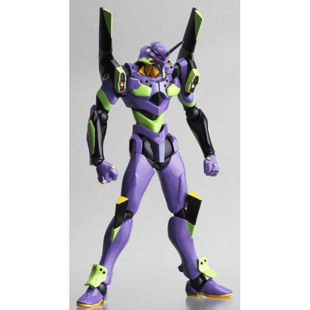 Neon Genesis Evangelion Non-Scale Action Figure - Yamaguchi Series No.32 Evangelion Test Type-01 (New Movie Edition)