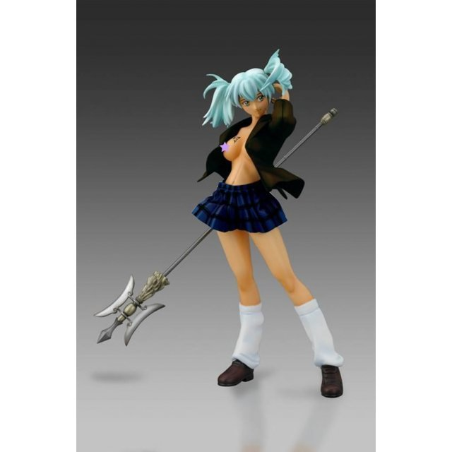 Ikkitousen: 1/7 Scale Painted Story Image Figure - Ryofu Housen (Japanese Limited Edition)