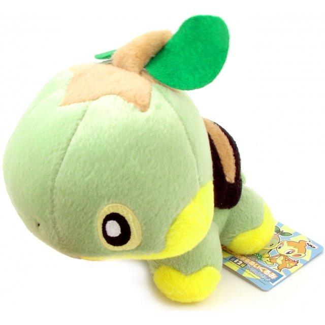 Pocket Monster Diamond & Pearl Assorted Plush Doll: Naetle