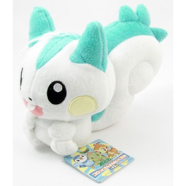 Pocket Monster Diamond & Pearl Assorted Plush Doll: Pachirisu