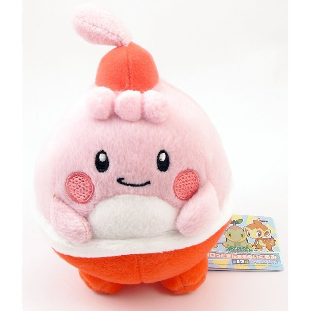 Pocket Monster Diamond & Pearl Assorted Plush Doll: Pinpuku